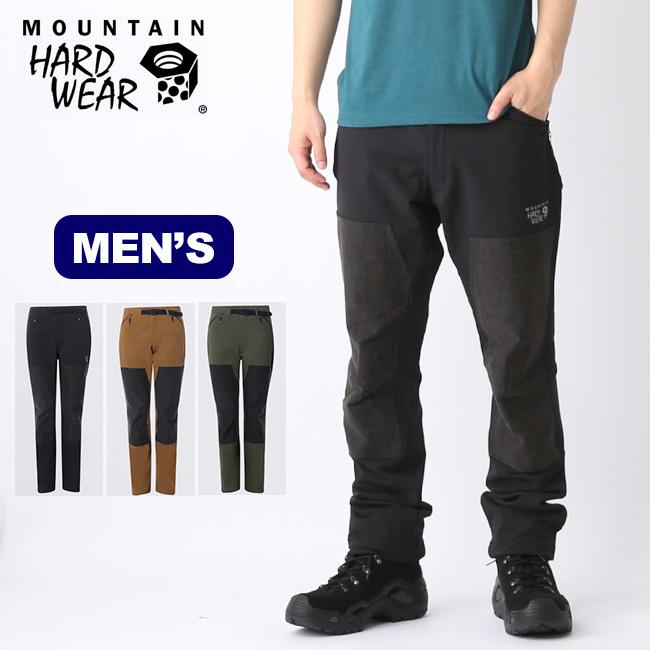 【キャッシュレス 5%還元対象】マウンテンハードウェア ダブルドラゴンパンツ メンズ Mountain Hardwear Double Dragon Pant パンツ ロングパンツ ボトムス マウンテンパンツ OE8220 <2019 春夏>