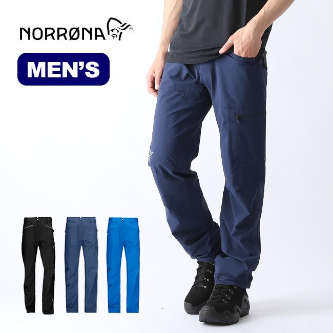 ノローナ フォルケティン フレックス1パンツ メンズ Norrona falketind flex1 Pants (M) パンツ ソフトシェル ロングパンツ 3321-14 アウトドア 春夏