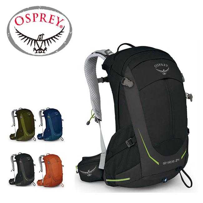 オスプレー ストラトス 24 OSPREY STRATOS 24 OS50304 リュックサック バックパック <2019 秋冬>