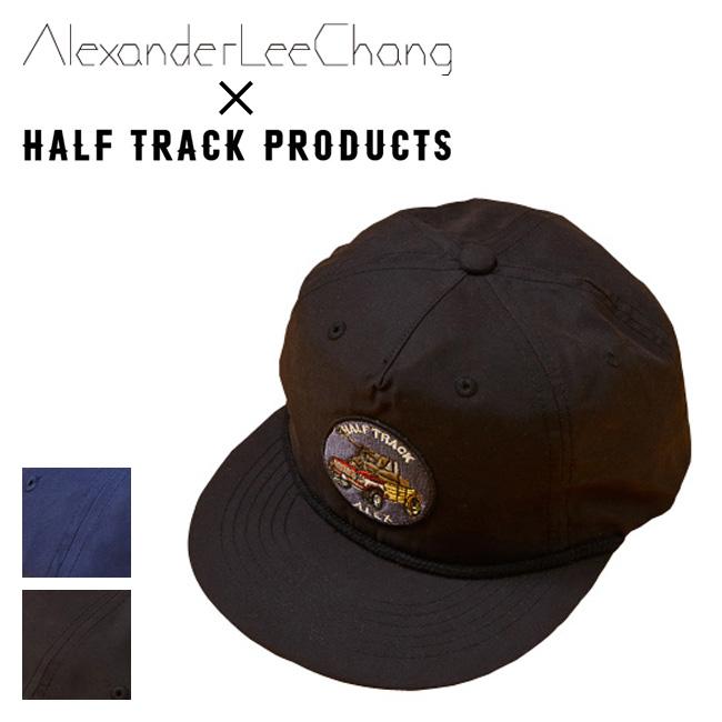アレキサンダーリーチャン ハーフトラックFDキャップ AlexaderLeeChang HALFTRACK FD CAP キャップ 帽子 ベースボールキャップ AC051909 <2019 春夏>