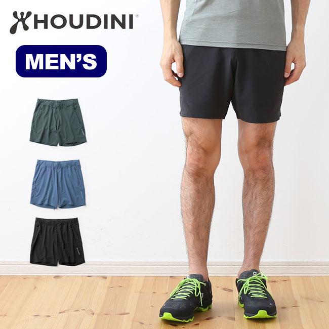 【キャッシュレス 5%還元対象】フーディニ メンズ ライトショーツ HOUDINI Light shorts ズボン ショートパンツ 男性 <2019 春夏>