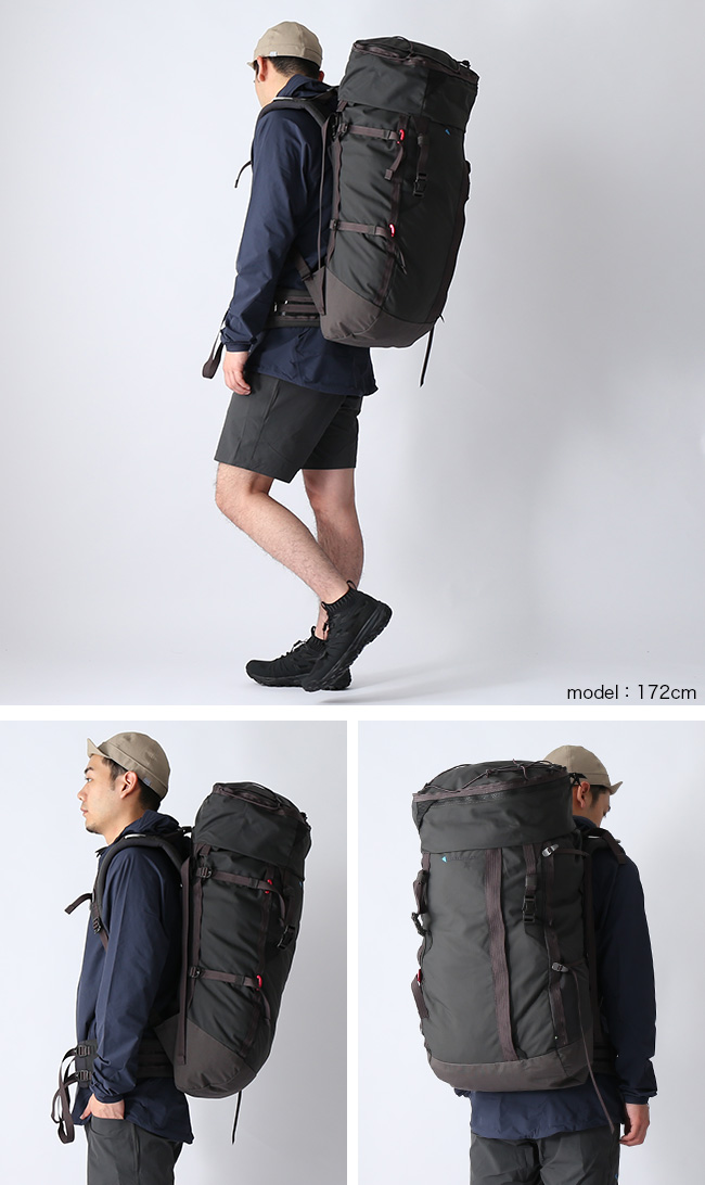 クレッタルムーセン トォーバックパック 80L KLATTERMUSEN Tor Backpack 80L バッグパック リュック リュックサック 大型バッグパック ザック 40379U <2019 春夏>