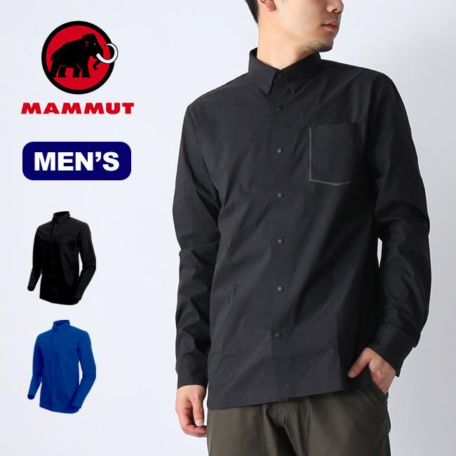 マムート 3850ロングスリーブシャツ メンズ MAMMUT 3850 Longsleeve Shirt トップス シャツ 1015-00380 アウトドア 春夏