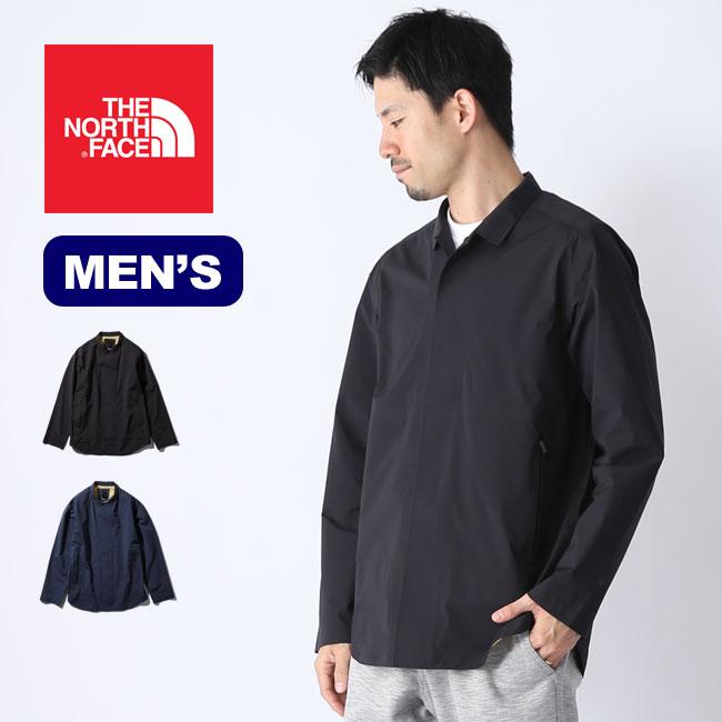 ノースフェイス ノーウェザーGTXシャツ メンズ THE NORTH FACE NOWEATHER GTX Shirt ジャケット アウター トップス NP11963 <2019 春夏>