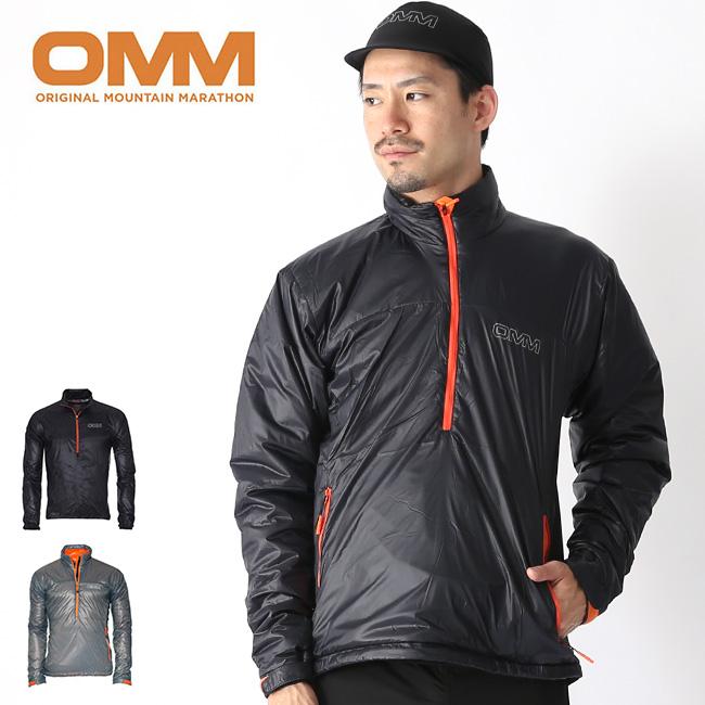 オリジナルマウンテンマラソン ロータースモック OMM Rotor Smock メンズ ジャケット インサレーションジャケット インサレーション アウター 防寒 アウトドア <2019 秋冬>