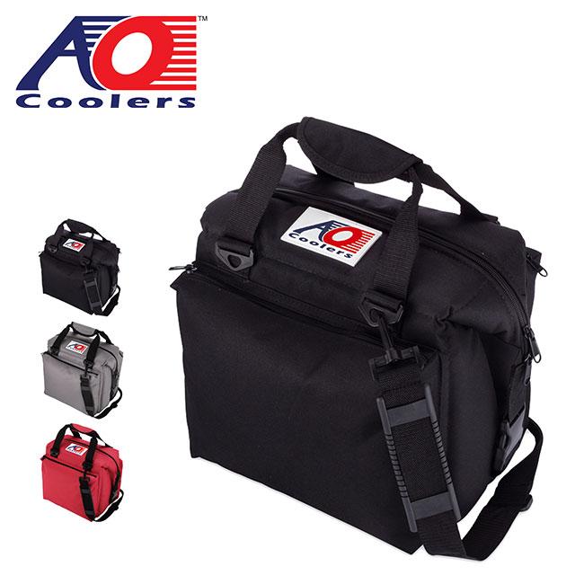 エーオークーラーズ 12パック キャンバスソフトクーラーデラックス AO COOLERS 12 Pack Canvas Soft Cooler Deluxe AO12DX ソフトクーラー クーラーボックスアウトドア <2020 春夏>