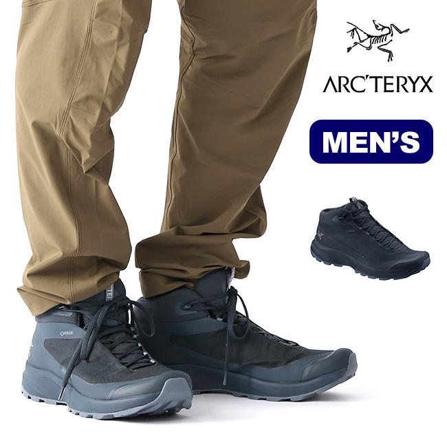 アークテリクス エアリオスFLミッドゴアテックス シューズ メンズ ARCTERYX AERIOS FL MID GTX SHOE Men's メンズ 靴 シューズ スニーカー ランニング アウトドア 春夏