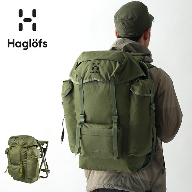 ホグロフス コンビ HAGLOFS COMBI バッグ バックパック リュック リュックサック ハンティング イス チェア付き ミリタリー 230500 <2019 春夏>
