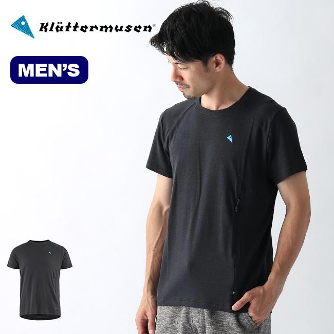 クレッタルムーセン ヴィーS/S Tee KLATTERMUSEN Vee S/S Tee メンズ Tシャツ 半袖 ショートスリーブ トップス <2019 春夏>