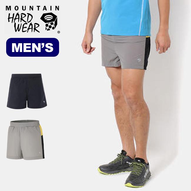 マウンテンハードウェア ミントヒルショーツRUY メンズ Mountain Hardwear Mint Hill Short RUY メンズ ショーツ ショートパンツ 短パン パンツ トレイルショーツ OE8214 <2019 春夏>
