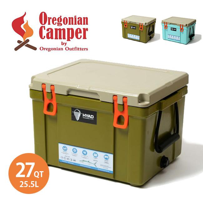 オレゴニアンキャンパー ヒャドクーラー27 Oregonian Camper クーラーボックス ハードクーラー 25リットル キャンプギア HDC-901 <2019 春夏>