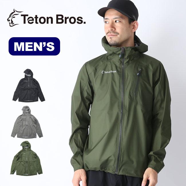 ティートンブロス フェザーレインフルジップジャケット TetonBros Feather Rain Full Zip Jacket メンズ アウター <2019 春夏>
