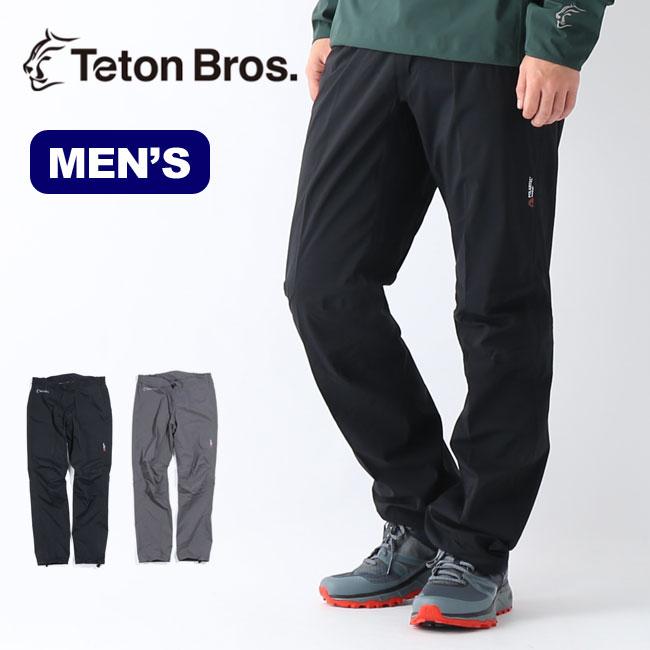 ティートンブロス ブレスパンツ TetonBros Breath Pant メンズ ズボン トレラン トレイルランニング アウトドア 春夏
