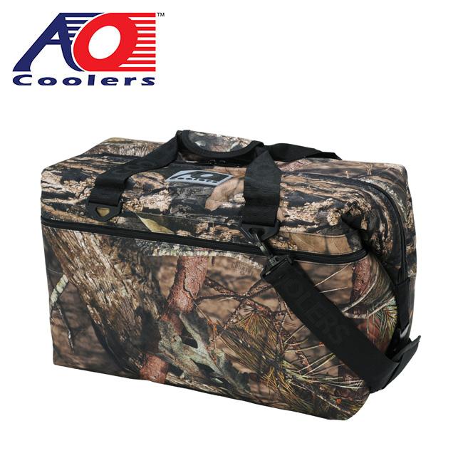 エーオークーラーズ 36パック キャンバスソフトクーラー AO COOLERS 36 Pack Canvas Soft Cooler クーラーボックス クーラーバッグ 保冷 キャンプ アウトドア AO36BK <2019 秋冬>