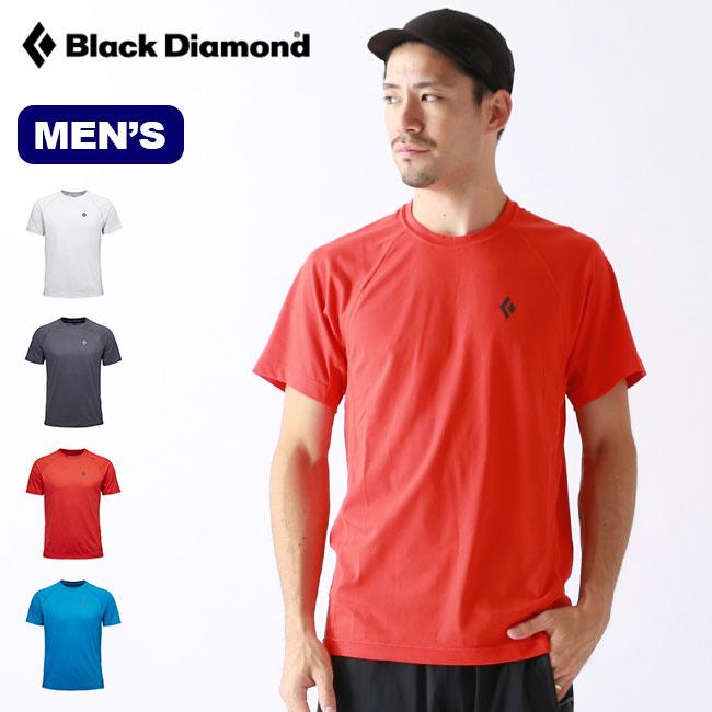 ブラックダイヤモンド パルスティー Black Diamond PULSE TEE メンズ BD67090 Tシャツ 半袖 ショートスリーブ <2019 春夏>