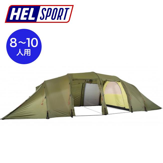 ヘルスポート バルホール アウターテント Helsport Valhall outer tent テント トンネル型 キャンプ 家族 グループ アウトドア 春夏
