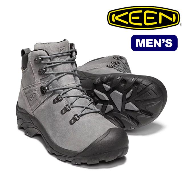 【キャッシュレス 5%還元対象】キーン ピレニーズ KEEN PYRENEES メンズ 靴 トレッキングシューズ ブーツ ミッドカット 登山靴 防水 sp19ss