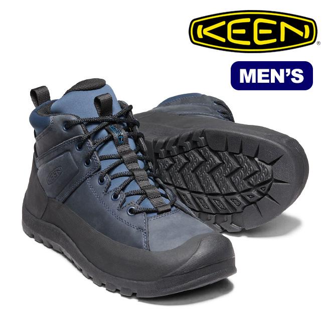 キーン シティズン キーン リミテッド ウォータープルーフ メンズ KEEN CITIZEN KEEN LTD WATERPROOF MEN'S 靴 シューズ スニーカー ハイカット ブーツアウトドア