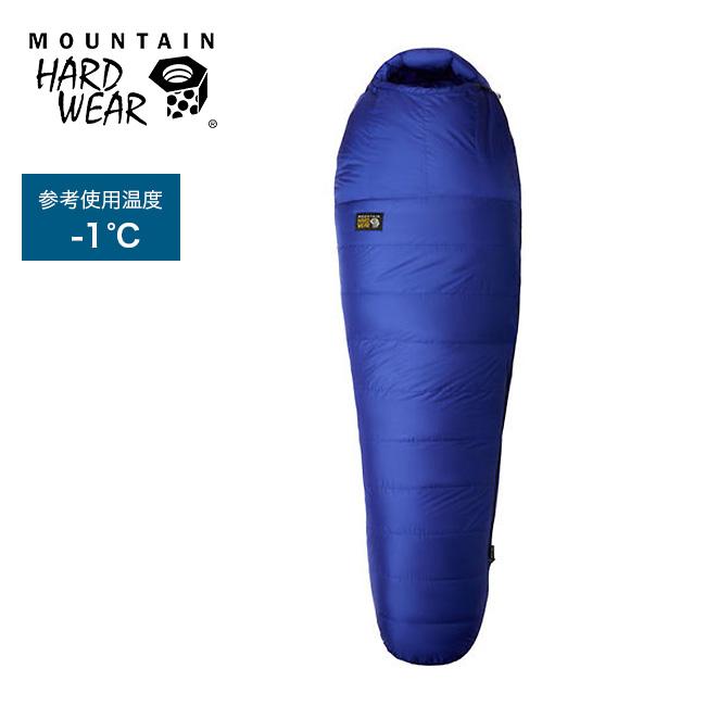 マウンテンハードウェア ルーク-1℃ Mountain Hardwear Rook 30F/-1℃ Reg メンズ レディース ユニセックス 寝袋 シュラフ マミー アウトドア 春夏