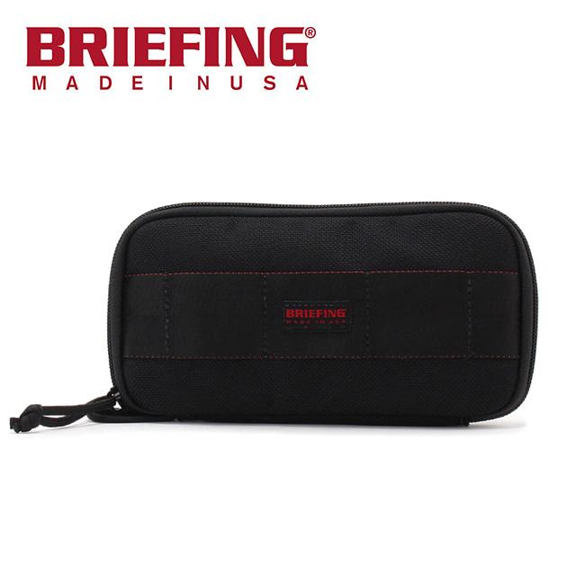 ブリーフィング ロングウォレット BRIEFING LONG WALLET アメリカ 財布 コインケース 小銭入れ ウォレット アクセサリー BRM181602 MADE IN USA アウトドア <2020 春夏>