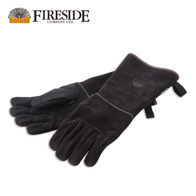 ファイヤーサイド ストーブグローブ FIRESIDE Fireside Stove Glove グローブ レザーグローブ 手袋 革 ストーブ モンベル アウトドア <2019 秋冬>