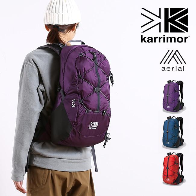 カリマー SL 20 karrimor バックパック リュック リュックサック ザック デイパック 登山用 ハイキング用 20L sp19ss
