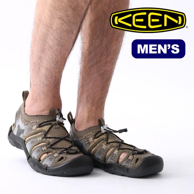 キーン エヴォフィット ワン メンズ KEEN EVOFIT ONE MEN'S サンダル スリッポン 靴 シューズ 男性 アウトドア 春夏