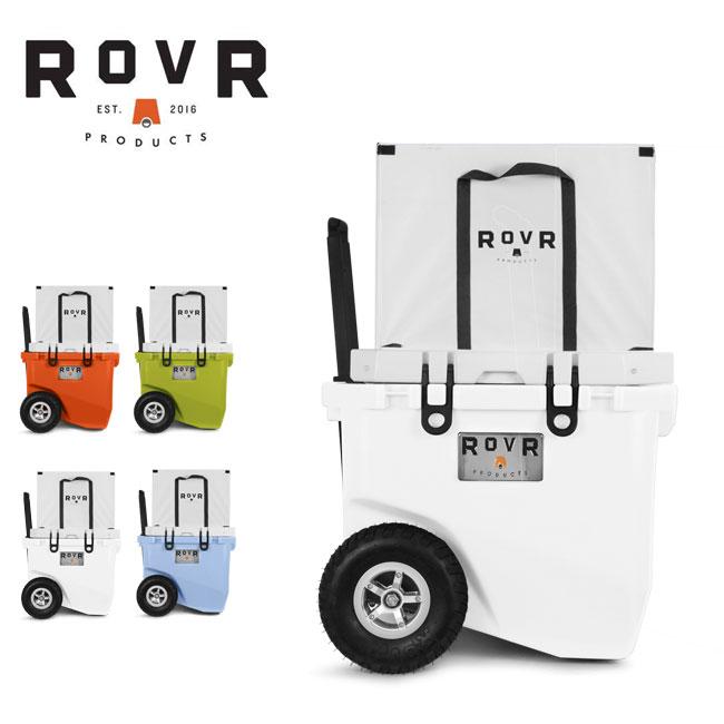 【キャッシュレス 5%還元対象】ローバー ローラー45 ROVR RollR 45 クーラーボックス キャリー オフロード キャリーワゴン チューブ入りタイヤ 折りたたみ収納ボックス付き <2019 秋冬>