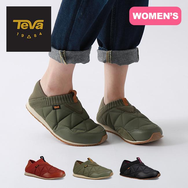 テバ エンバーモック【ウィメンズ】 TEVA TEVA EMBER MOC レディース 1018226 靴 シューズ スニーカー スリッポン アウトドア <2019 秋冬>