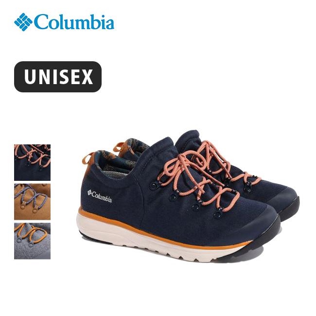 コロンビア 919ロウ2オムニテック Columbia 919 LO II OMNI-TECH メンズ レディース ユニセックス スニーカー 靴 シューズ アウトドア <2019 秋冬>