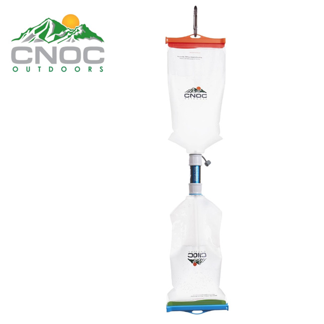 クノック フィルターシステム CNOC Filtering System 非常時 災害 地震 浄水 ソフトボトル <2019 秋冬>