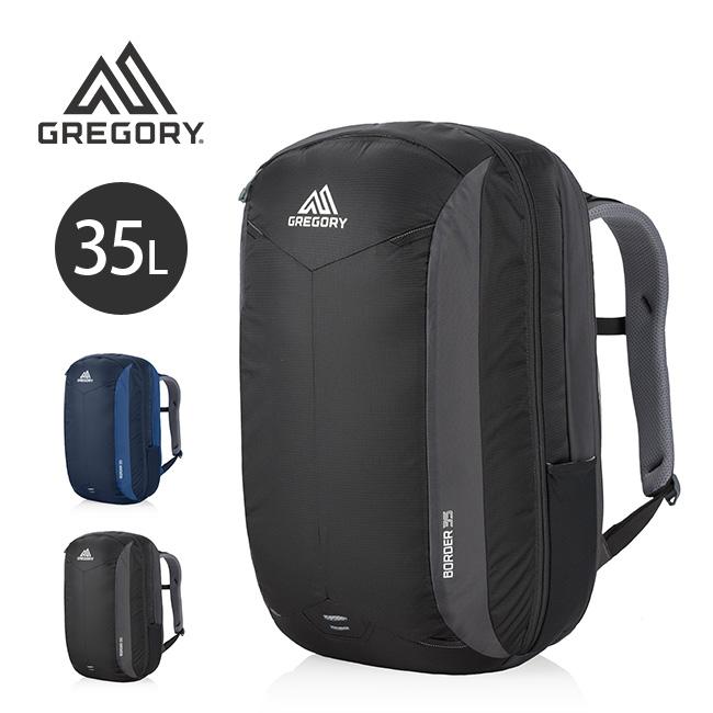 グレゴリー ボーダー 35 GREGORY BORDER 35 リュック ザック バックパック 旅行 パソコン PC<2019 秋冬>