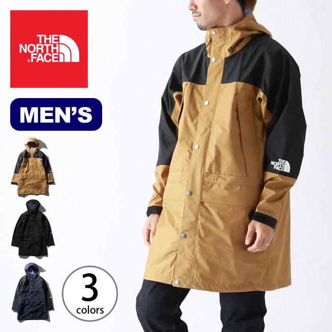 ノースフェイス マウンテンレインテックスコート THE NORTH FACE Mountain Raintex Coat メンズ NP11940 トップス アウター コート レインコート ロングコート 防水 <2019 秋冬>
