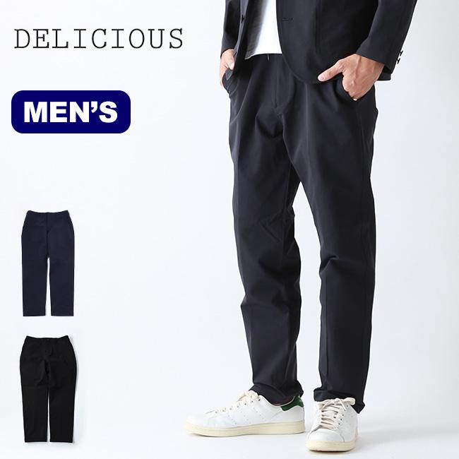 【SALE】デリシャス トラベルパンツ DELICIOUS TRAVEL PANTS メンズ DP6958 ロングパンツ パンツ ボトムス ズボン アウトドア <2019 秋冬>