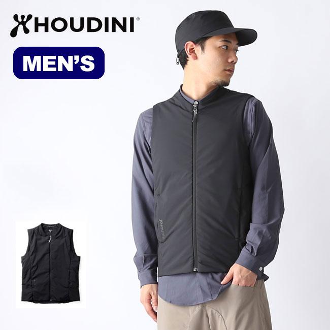 【キャッシュレス 5%還元対象】フーディニ ベンチャーベスト HOUDINI Venture vest メンズ ベスト 男性 アウター <2019 春夏>