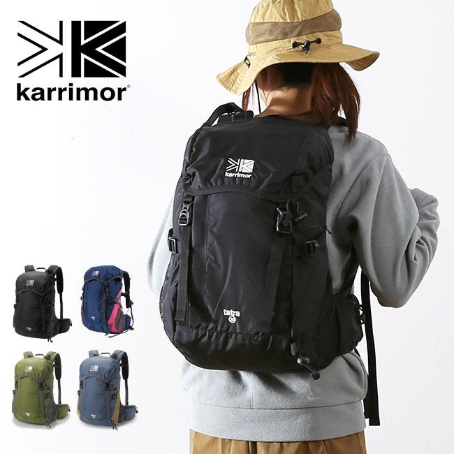 カリマー タトラ20 karrimor tatra20 バックパック リュック ザック 登山リュック 20L メンズ レディース <2019 秋冬>