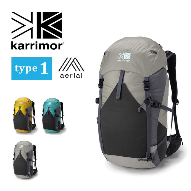 カリマー SL 35 タイプ1 karrimor SL 35 type1 バックパック リュック ザック 登山リュック レディース <2019 春夏>
