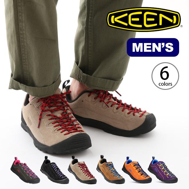 キーン ジャスパー KEEN Jasper メンズ スニーカー シューズ 靴 トレッキングシューズ アウトドアスニーカー <2019 秋冬>