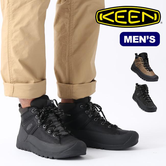 キーン シティズン キーン リミテッド ウォータープルーフ メンズ KEEN CITIZEN KEEN LTD WATERPROOF MEN'S 靴 シューズ スニーカー ハイカット ブーツ 限定 アウトドア sp19fw