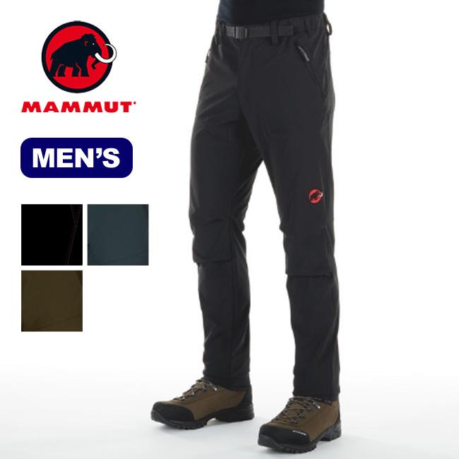 【キャッシュレス 5%還元対象】マムート ソフテック トレッカーズパンツ メンズ MAMMUT SOFtech TREKKERS Pants メンズ 1020-09760 ロングパンツ シェルパンツ ストレッチパンツ sp19ss