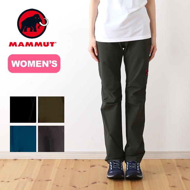 【キャッシュレス 5%還元対象】マムート ソフテック トレッカーズパンツ MAMMUT SOFtech TREKKERS Pants ウィメンズ レディース パンツ ロングパンツ トレッキングパンツ sp19ss