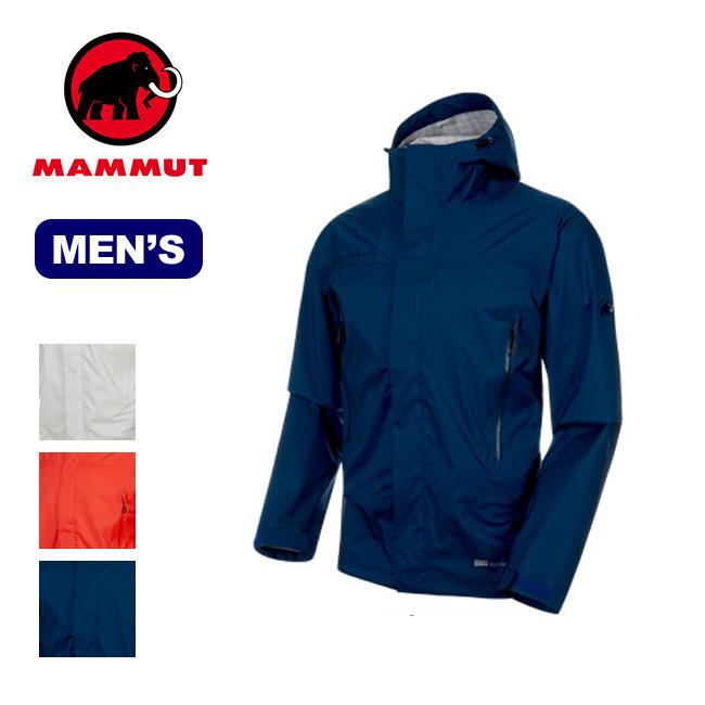 マムート マイクロレイヤージャケット ジャケット MAMMUT MCROLAYER Jacket メンズ 1010-25332 ハードシェル シェルジャケット レインジャケット アウトドア 春夏