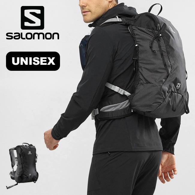 サロモン Xアルプ 23 SALOMON X ALP 23 メンズ レディース L39779600 バックパック リュックサック 登山 山岳 アウトドア <2019 秋冬>