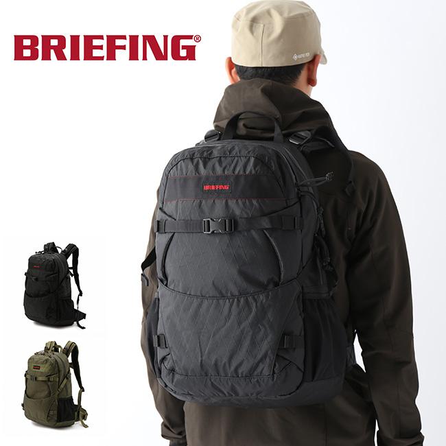 ブリーフィング バーサタイルパックM XP BRIEFING VERSATILE PACK M XP BRM193P09 バックパック リュック ザック デイパック アウトドア <2020 春夏>