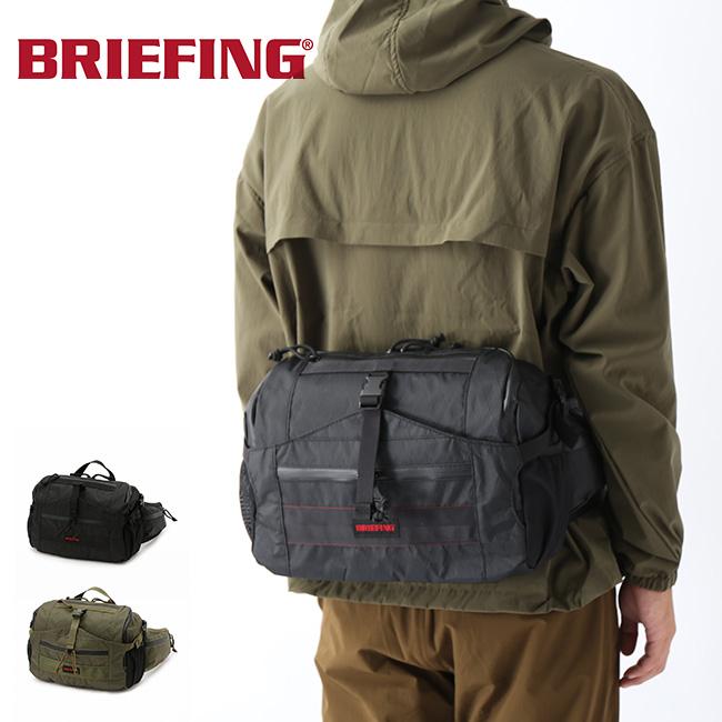 ブリーフィング ファニーパックL XP BRIEFING FANNY PACK L XP BRM193L10 ウエストバッグ ヒップバッグ ボディバッグ バッグ 鞄 アウトドア <2020 春夏>