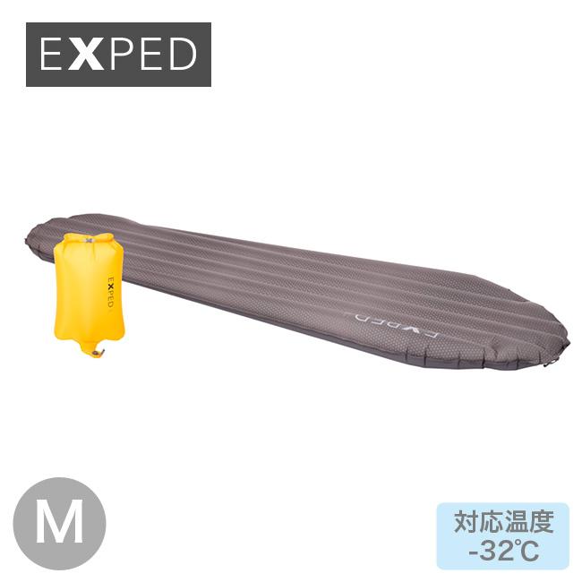 【キャッシュレス 5%還元対象】エクスペド ダウンマット HL ウィンター M EXPED DOWNMAT HL WINTER M 395253 寝具 エアマット<2019 秋冬>