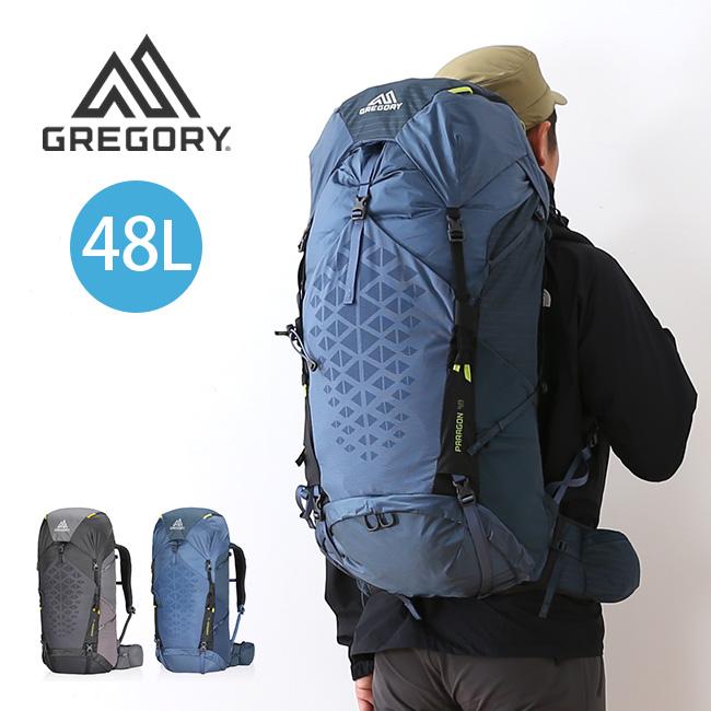 グレゴリー パラゴン48 GREGORY PARAGON 48 ザック リュック バックパック 登山用 48L <2019 秋冬>