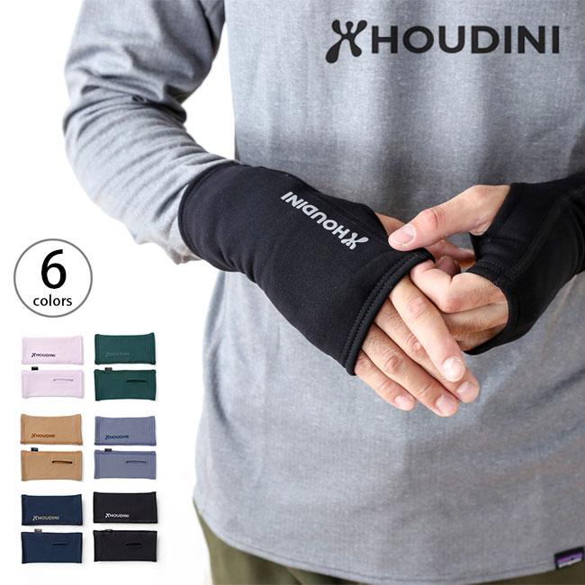 フーディニ パワーリストゲイター HOUDINI Power Wrist Gaiters 328154 ハンドウォーマー 手袋 メンズ レディース <2019 秋冬>