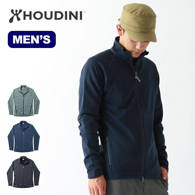 フーディニ アウトライトジャケット HOUDINI Mens Outright Jacket メンズ 229674 アウター ミッドレイヤー インサレーション フリース <2019 秋冬>
