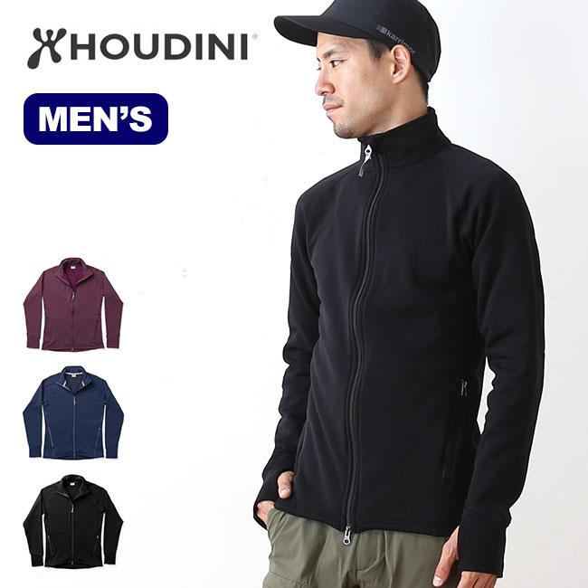 フーディニ パワージャケット HOUDINI Power jacket メンズ 225974 フリース アウター パーカー <2019 秋冬>